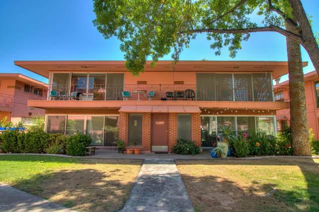 170 E Coronado Road #63, Phoenix, AZ 85004 (MLS #5972946) :: Brett Tanner Home Selling Team