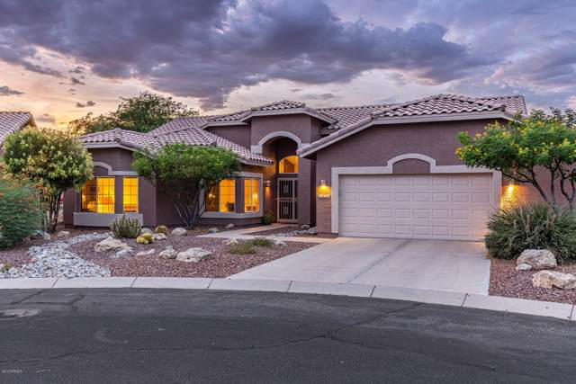 6320 S Niblick Court, Gold Canyon, AZ 85118 (MLS #5973000) :: The W Group