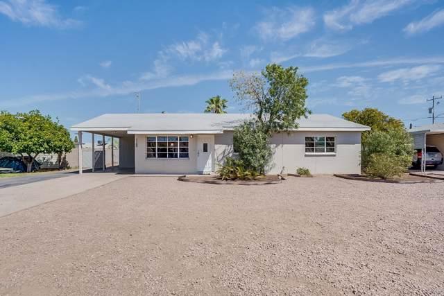 1108 E 12TH Street, Casa Grande, AZ 85122 (MLS #5973013) :: Homehelper Consultants