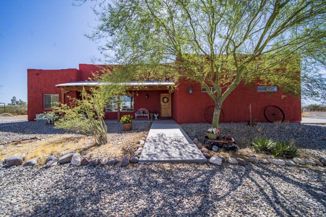 40342 N 253RD Avenue, Morristown, AZ 85342 (MLS #5973044) :: Conway Real Estate