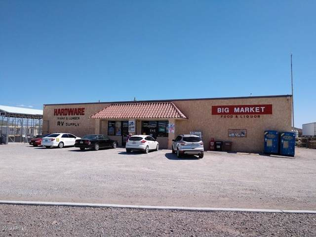 775 W Main Street, Quartzsite, AZ 85359 (MLS #5973051) :: The Kenny Klaus Team