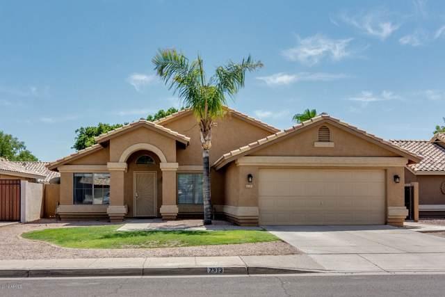 7313 E Nopal Avenue, Mesa, AZ 85209 (MLS #5973064) :: Revelation Real Estate