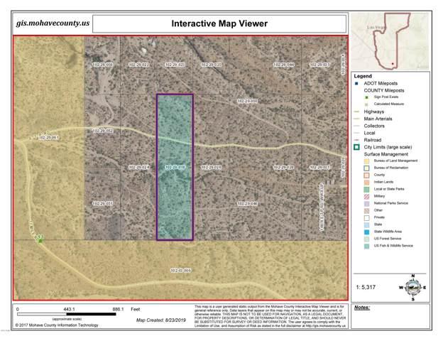Lot 18 E T P Road, Wikieup, AZ 85360 (MLS #5973107) :: Revelation Real Estate