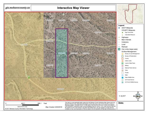 Lot 24 E T P Road, Wikieup, AZ 85360 (MLS #5973113) :: Revelation Real Estate