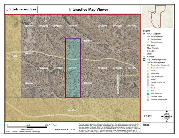 Lot 26 E T P Road, Wikieup, AZ 85360 (MLS #5973117) :: Revelation Real Estate