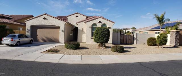 1840 N 158TH Avenue, Goodyear, AZ 85395 (MLS #5973136) :: Kortright Group - West USA Realty