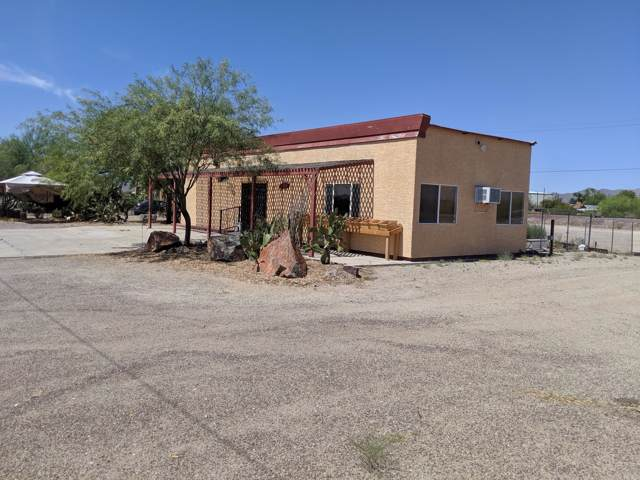 66599 Highway 60, Salome, AZ 85348 (MLS #5973191) :: The W Group