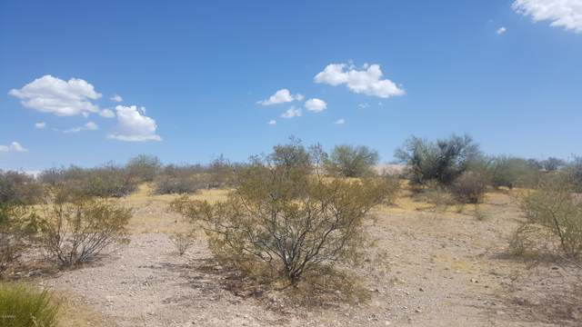2985 Percheron Road, Wickenburg, AZ 85390 (MLS #5973192) :: Devor Real Estate Associates
