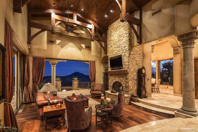 15407 E Crested Butte Trail, Fountain Hills, AZ 85268 (MLS #5973203) :: The Kenny Klaus Team