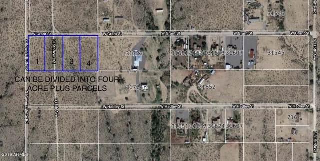 0 W Grant Street, Buckeye, AZ 85326 (MLS #5973230) :: Riddle Realty Group - Keller Williams Arizona Realty