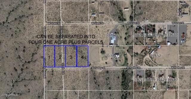 0 W Hadley Street, Buckeye, AZ 85326 (MLS #5973232) :: Riddle Realty Group - Keller Williams Arizona Realty