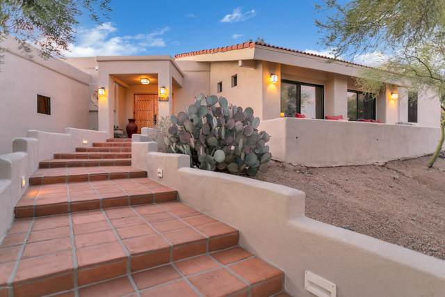 8728 E Carefree Drive, Carefree, AZ 85377 (MLS #5973240) :: Riddle Realty Group - Keller Williams Arizona Realty