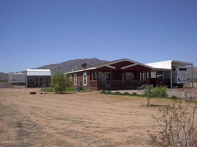 48107 N 529TH Avenue, Aguila, AZ 85320 (MLS #5973273) :: Devor Real Estate Associates