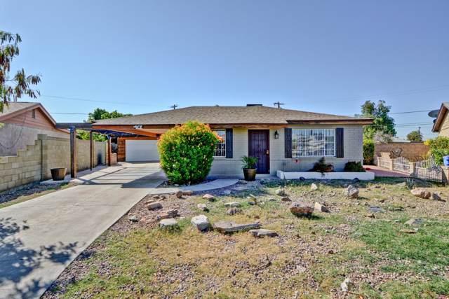 10215 N 17TH Drive, Phoenix, AZ 85021 (MLS #5973341) :: Brett Tanner Home Selling Team