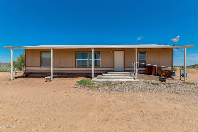 6440 W Gun Fury Road, Eloy, AZ 85131 (MLS #5973375) :: Brett Tanner Home Selling Team