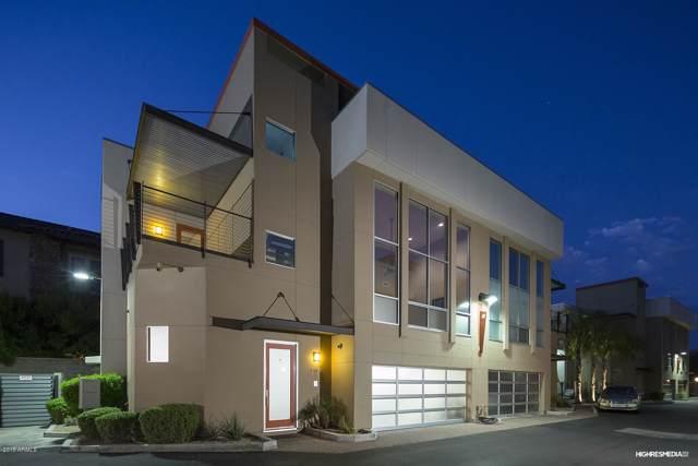 4326 N 25TH Street #104, Phoenix, AZ 85016 (MLS #5973392) :: Brett Tanner Home Selling Team