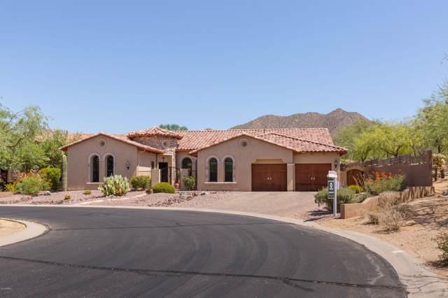 4031 N El Sereno Circle, Mesa, AZ 85207 (MLS #5973412) :: Occasio Realty