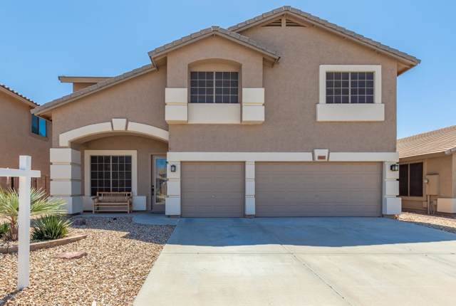 9057 W Clara Lane, Peoria, AZ 85382 (MLS #5973438) :: The Laughton Team