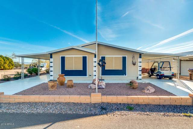 3703 N Colorado Avenue, Florence, AZ 85132 (MLS #5973470) :: Lucido Agency