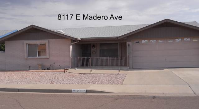8117 E Madero Avenue, Mesa, AZ 85209 (MLS #5973504) :: Openshaw Real Estate Group in partnership with The Jesse Herfel Real Estate Group
