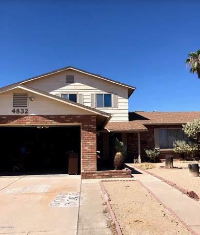 4832 W Mountain View Road, Glendale, AZ 85302 (MLS #5973535) :: Riddle Realty Group - Keller Williams Arizona Realty