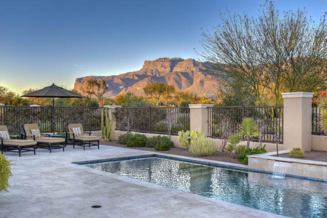 8634 E Quartz Mountain Drive, Gold Canyon, AZ 85118 (MLS #5973575) :: Revelation Real Estate