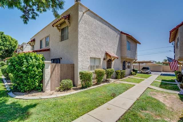 1211 E Lawrence Lane, Phoenix, AZ 85020 (MLS #5973638) :: Arizona Home Group
