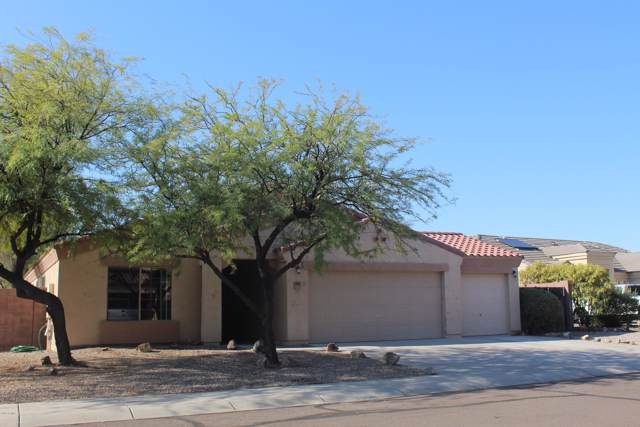 643 W Cobblestone Drive, Casa Grande, AZ 85122 (MLS #5973674) :: Scott Gaertner Group