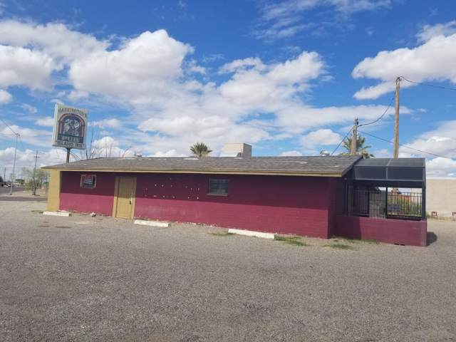 864 E Jimmie Kerr Boulevard, Casa Grande, AZ 85122 (MLS #5973740) :: Brett Tanner Home Selling Team