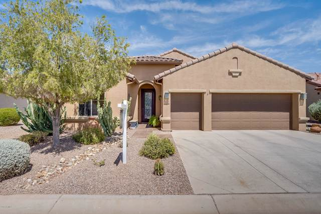 5112 W Tortoise Drive, Eloy, AZ 85131 (MLS #5973741) :: Team Wilson Real Estate