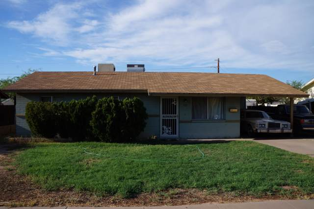 950 E 11TH Avenue, Mesa, AZ 85204 (MLS #5973749) :: The Laughton Team
