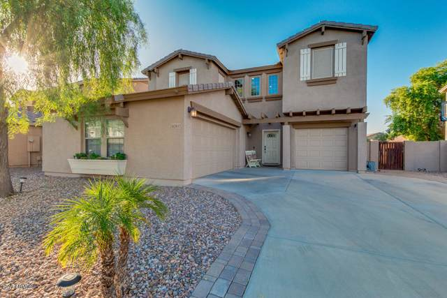 4060 E Sidewinder Court, Gilbert, AZ 85297 (MLS #5973814) :: Openshaw Real Estate Group in partnership with The Jesse Herfel Real Estate Group