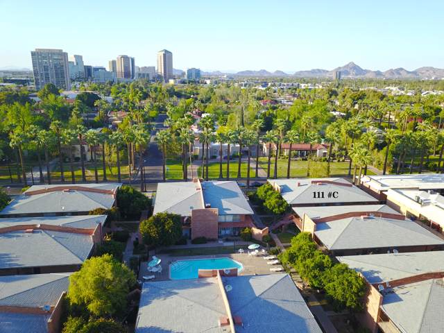 111 E Palm Lane C, Phoenix, AZ 85004 (MLS #5973818) :: CC & Co. Real Estate Team