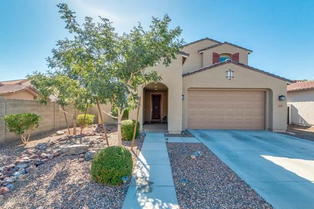 164 N 169TH Avenue, Goodyear, AZ 85338 (MLS #5973842) :: Occasio Realty
