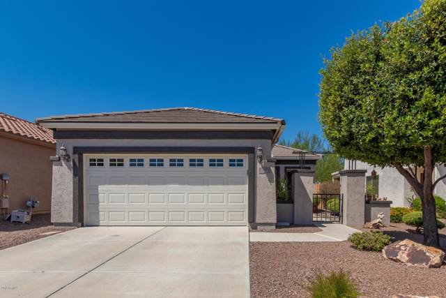 20578 N 262ND Avenue, Buckeye, AZ 85396 (MLS #5973854) :: Riddle Realty Group - Keller Williams Arizona Realty