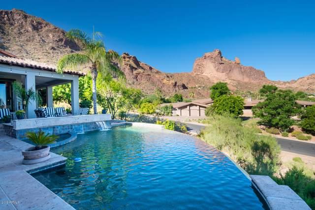 5555 E Palo Verde Drive, Paradise Valley, AZ 85253 (MLS #5973865) :: The Kenny Klaus Team