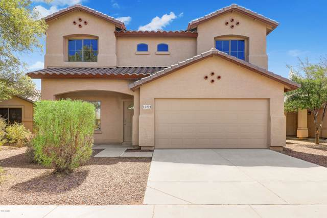 25221 W Park Avenue, Buckeye, AZ 85326 (MLS #5973870) :: Cindy & Co at My Home Group