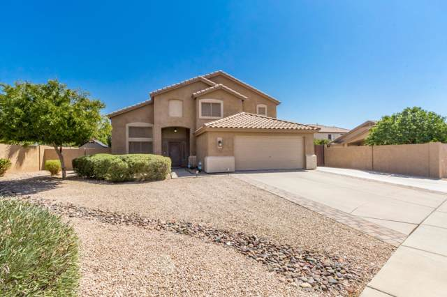 6025 S Halsted Court, Chandler, AZ 85249 (MLS #5973873) :: Yost Realty Group at RE/MAX Casa Grande