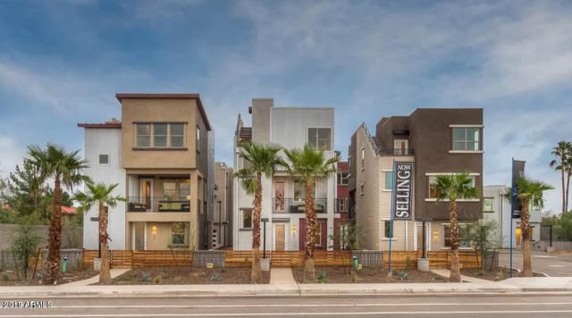 1106 E Weber Drive #1003, Tempe, AZ 85281 (MLS #5973877) :: The Daniel Montez Real Estate Group