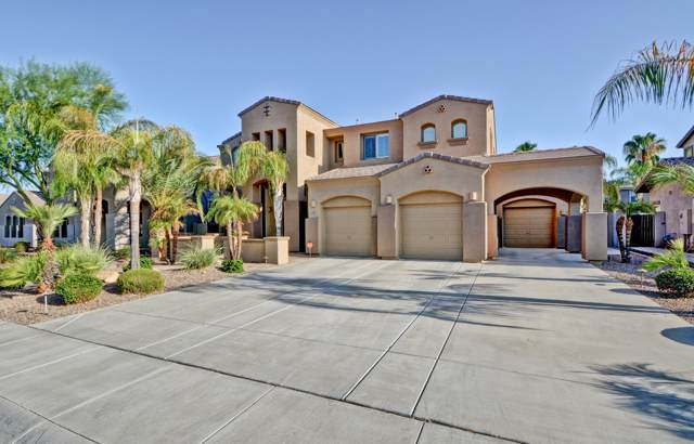 4927 W Hobby Horse Drive, Phoenix, AZ 85083 (MLS #5973886) :: The Laughton Team
