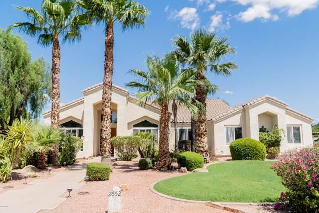 2652 E Scorpio Place, Chandler, AZ 85249 (MLS #5973979) :: The W Group