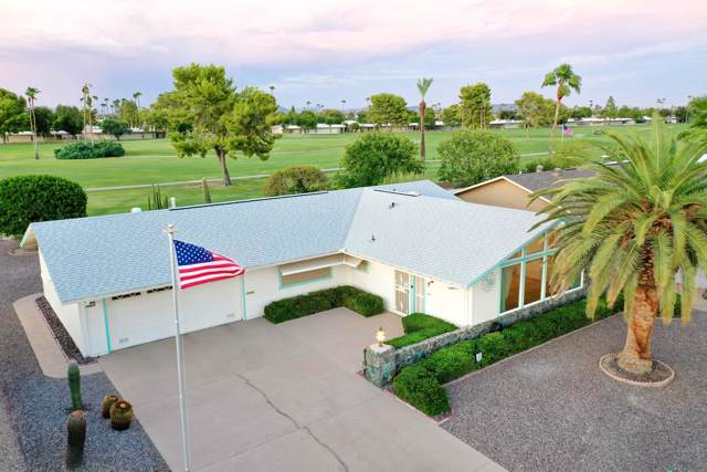 10450 W Brookside Drive, Sun City, AZ 85351 (MLS #5974064) :: Kortright Group - West USA Realty