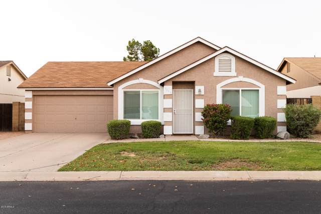6335 E Brown Road #1063, Mesa, AZ 85205 (MLS #5974088) :: The Laughton Team