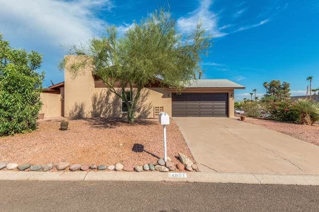 14807 N Alamosa Circle, Fountain Hills, AZ 85268 (MLS #5974156) :: Brett Tanner Home Selling Team