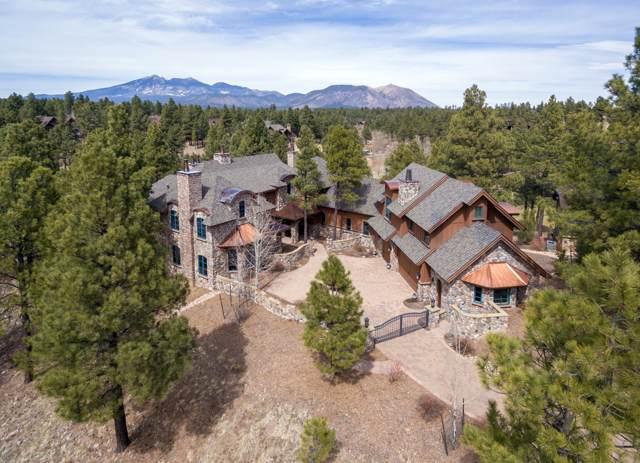 1900 E Iron Horse Court, Flagstaff, AZ 86005 (MLS #5974180) :: Riddle Realty Group - Keller Williams Arizona Realty