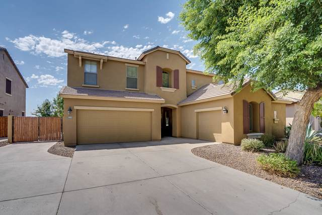 3457 E Glacier Place, Chandler, AZ 85249 (MLS #5974186) :: The Kenny Klaus Team