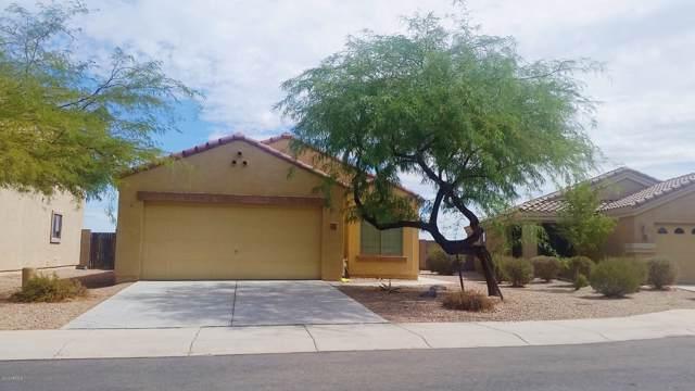 17893 N Ischia Road, Maricopa, AZ 85138 (MLS #5974272) :: The Pete Dijkstra Team