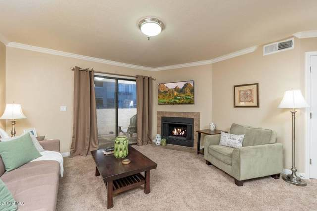2025 E Campbell Avenue #264, Phoenix, AZ 85016 (MLS #5974277) :: Brett Tanner Home Selling Team