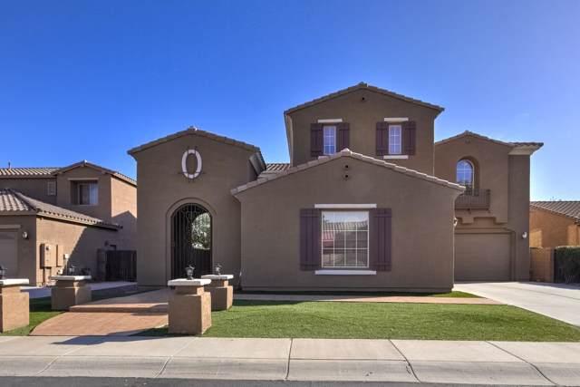 2651 E Wisteria Drive, Chandler, AZ 85286 (MLS #5974278) :: The Kenny Klaus Team
