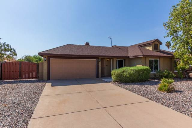 20416 N 21ST Drive, Phoenix, AZ 85027 (MLS #5974287) :: The Pete Dijkstra Team